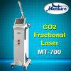 Laser fraccionario del CO2 del mejor del resultado de la cicatriz del retiro tubo de los E.E.U.U. RF