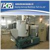Mezclador de alta velocidad vertical del polvo del PE del PVC PP para la producción plástica