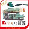 大きい放出の環境の粘土土の煉瓦生産ライン機械装置
