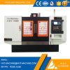 Fresadora que trabaja a máquina vertical del CNC de la vía guía dura Vmc1060
