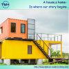 Design luxuoso Prefab Container House para Hotel