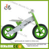 중대한 질 아이들 균형 자전거 나무로 되는 아이 자전거