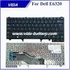 Clavier neuf d'ordinateur portatif de rechange pour DELL E6320 E5420 E6220 E6420