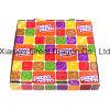 Caja de cartón acanalado para las pizzas, rectángulos de torta, envases de la galleta (PB160603)