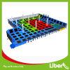 Комплект Trampoline спортивной площадки парка игры малышей крытый