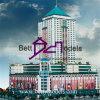 Коммерчески делать масштабной модели здания торгового центра (BM-0251)