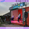 P8屋外のレンタルフルカラーLEDのビデオ壁(セリウムFCC)