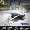 Remorques à essieu unique multifonction avec la cage (SWT-BT85-L)
