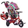 2016 melhores triciclos do bebê de Satety/caminhante do bebê