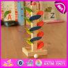 Multi educativo Colors Ladder Ball Wooden Game Toy per Children W04e025
