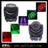 iluminação principal movente clara do estágio do feixe do diodo emissor de luz 19PCS