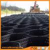 HDPE nero Geocells di colore 150mm con i fori