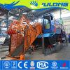 Julong Dieselmotorangeschaltene volle automatische Wasserweed-Erntemaschine