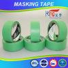 Cinta adhesiva verde de la venta caliente de Hongsu