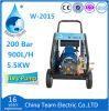 200 bar agua Máquina de limpieza para quitar el óxido