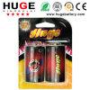 Super Heavy Duty D Taille Carbon Zinc Battery (R20) 1,5 V