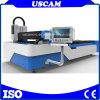 Fibre CNC de la faucheuse pour le métal plat en acier inoxydable