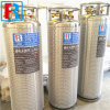 Vertikaler kälteerzeugender Gas-Zylinder