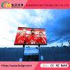 Для использования вне помещений цифровой коммерческой рекламы панель управления P10 полноцветный светодиодный дисплей