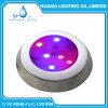 316 luzes subaquáticas da piscina do diodo emissor de luz do RGB do aço inoxidável