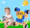 Coches de madera interesantes del juguete de los niños