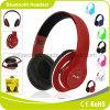 Scheda senza fili stereo superiore di deviazione standard della cuffia di gioco di Bluetooth e FM