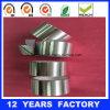 Cinta del papel de aluminio de la alta calidad 75mic con las muestras libres