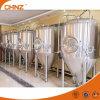 Acero inoxidable el depósito de fermentación de la cerveza del precio hecho en China para la venta