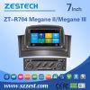 7  Aanraking Screen Car DVD Auto Multimedia voor Renault Megane II/Megena III (zt-R701)