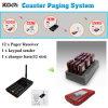 Sistema Fast Food Servicio Equipmeny inalámbrico de megafonía con el CE