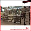 Diversas clases de molde plástico del estante del zapato en China