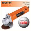 Amoladora de ángulo de cobre profesional del motor del grado 125m m (HD1516)