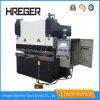 Máquina de dobra quente da placa de metal da venda Wc67y-160X3200