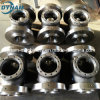 Präzisions-Ventil-Gussteil zerteilt CNC-maschinell bearbeitendes Stahlsand-Gussteil