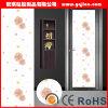 Pellicola decorativa autoadesiva del PVC della finestra per