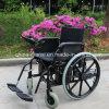 세륨을%s 가진 쉽게 접히는 휠체어