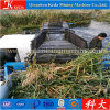 Máquina segador acuática hidráulica de Weed automáticamente