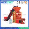 Bloco de cimento Qtj4-26 Semi automático que faz a máquina