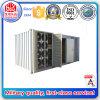 Определение размера груза банка 10,5 кв 1760KW генератором высокого напряжения тестирования