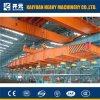 5 Tonnen-obenliegender Typ elektromagnetischer Kran für Benutzer
