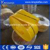 Голубой желтый цветастый высокотемпературный упорный шланг PVC Layflat