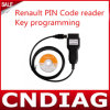 OBD2 Auto para Pin Code Reader Key Programmming Obdii Key Code Reader Programmer de Renault