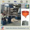 加硫装置のゴム製タイルの煉瓦成形機