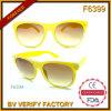 F6399 Cor brilhante barato Armações para óculos de sol nu