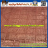 装飾的のための炭素鋼の金属の網のカーテン