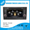 2DIN Autoradio Car DVD для Audi A4 с GPS, Bt, iPod, USB, 3G, WiFi (TID-C050)