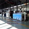 自由なラインPVCペンキの自由な泡のボードPVCはボードの放出泡立った放出機械PVCによってがPVC泡のボードの生産ラインの皮を剥ぐ版の製造業機械泡立った