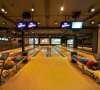 Matériel de ruelle de bowling