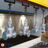 Valvola a saracinesca d'acciaio duplex di API600 Class150