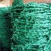 PVC上塗を施してある有刺鉄線の鉄の網(14*14)